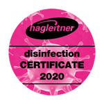 Disinfection-Certificate Ursprungs