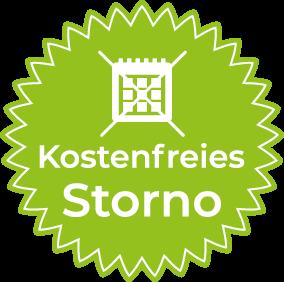 Kostenfreies Storno